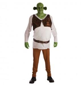 Disfraz de Shrek para adulto