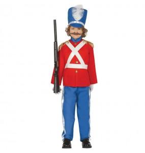 Disfraz de Soldado de Plomo para niño