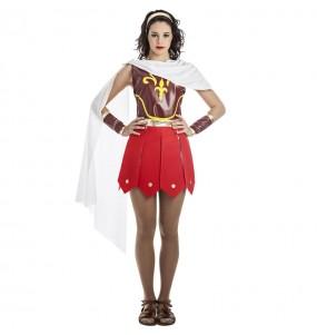 disfraz gladiadora romana Esparta adulto