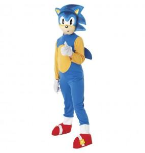 Disfraz de Sonic the Hedgehog para niño