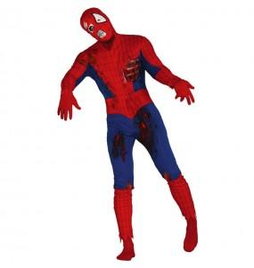 Disfraz de Spider Zombie
