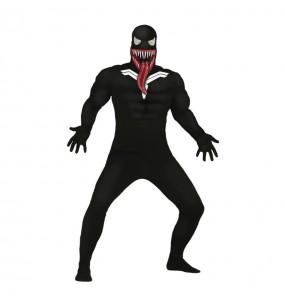 Disfraz de Spiderman Oscuro