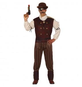Disfraz de Steampunk Vintage para hombre
