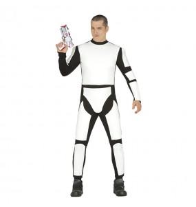 Disfraz de Stormtrooper Imperial Hombre