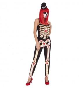 Disfraz de Sugar Skull para mujer