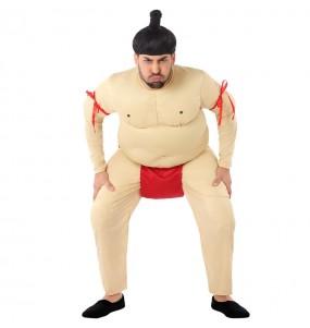 Disfraz de Sumo para adulto