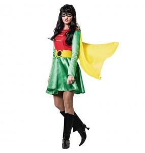Disfraz de Súper Robin para mujer
