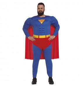 Disfraz de Superhéroe con Músculos