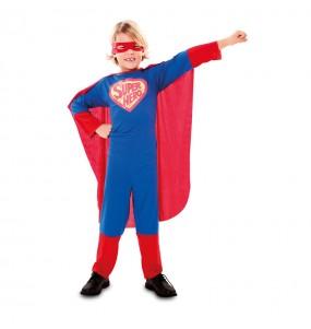 Disfraz de Superman infantil