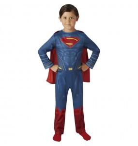 Disfraz de Superman Liga de la Justicia para niño