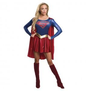 Disfraz de Superman para mujer