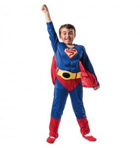 Disfraz de Superman para niño