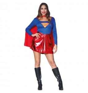 Disfraz de Superwoman para mujer