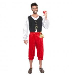 Disfraz de Tabernero Medieval para hombre