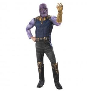 Disfraz de Thanos Infinity War para hombre