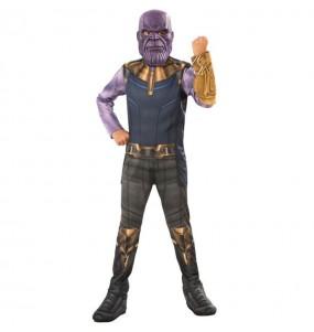 Disfraz de Thanos Infinity War para niño