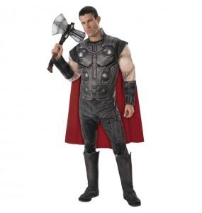 Disfraz de Thor Los Vengadores para hombre