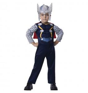 Disfraz de Thor Marvel para bebé