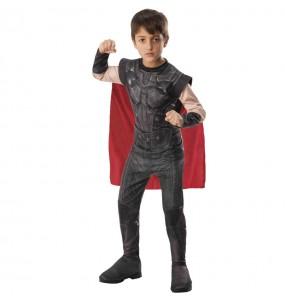 Disfraz de Thor Marvel para niño