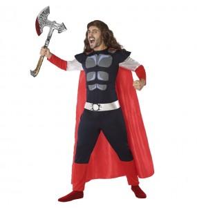 Disfraz de Thor Superhéroe para hombre