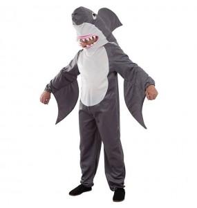 Disfraz de Tiburón Lujo