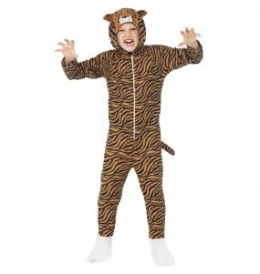 Disfraz de Tigre de Bengala para niño