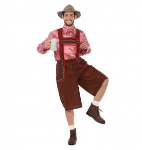 Disfraz de Tirolés Alemán
