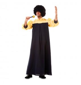 Disfraz de Toga Gospel para adulto