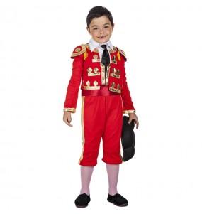 Disfraz de Torero Luces para niño