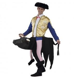 Disfraz de Toro y Torero para hombre