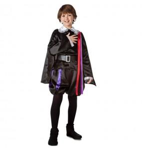 Disfraz de Tuno Universitario para niño