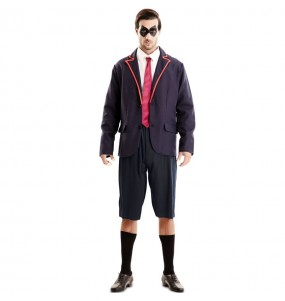 Disfraz de uniforme Élite para hombre