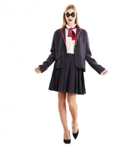Disfraz de uniforme Élite para mujer