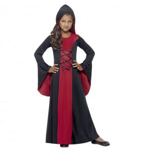 Disfraz de Vampiresa Sectaria para niña