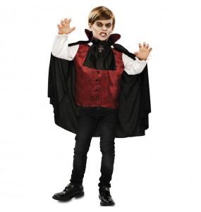 Disfraz de Vampiro de la noche para niño