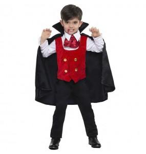 Disfraz de Vampiro de las tinieblas para niño