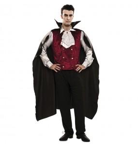 Disfraz de Vampiro elegante para hombre