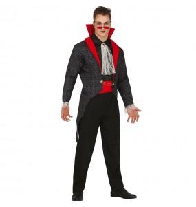 Disfraz de Vampiro malvado para hombre