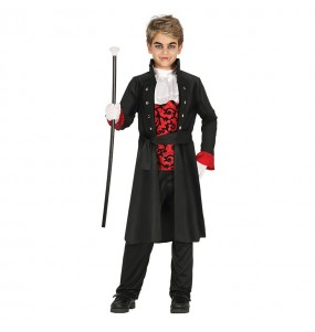 Disfraz de Vampiro Oscuro para niño