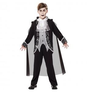 Disfraz de Vampiro Royal para niño