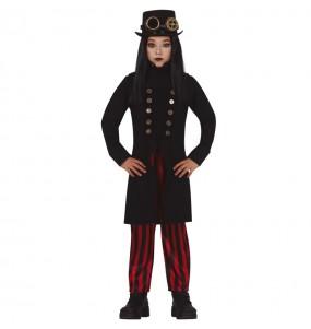 Disfraz de Vampiro Steampunk para niño