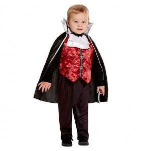 Disfraz de Vampiro terror para bebé