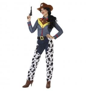 Disfraz de Vaquera Toy Story para mujer