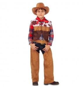 Disfraz de Vaquero Americano para niño