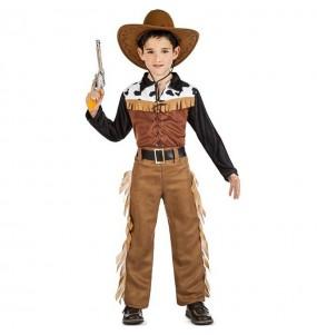 Disfraz de Vaquero Far West para niño