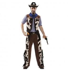 Disfraz de Vaquero Pistolero para hombre