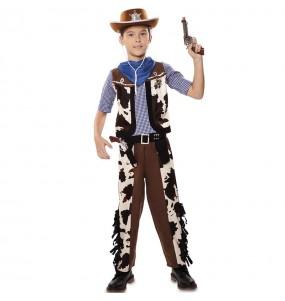 Disfraz de Vaquero Pistolero para niño