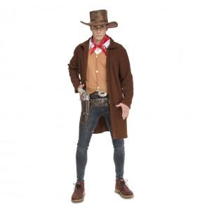 Disfraz de Vaquero Texas para hombre