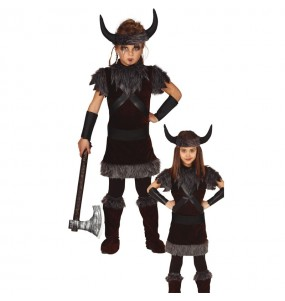 Disfraz de Vikingo del Norte para niño