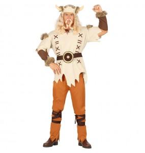 Disfraz de Vikingo Escandinavo para hombre